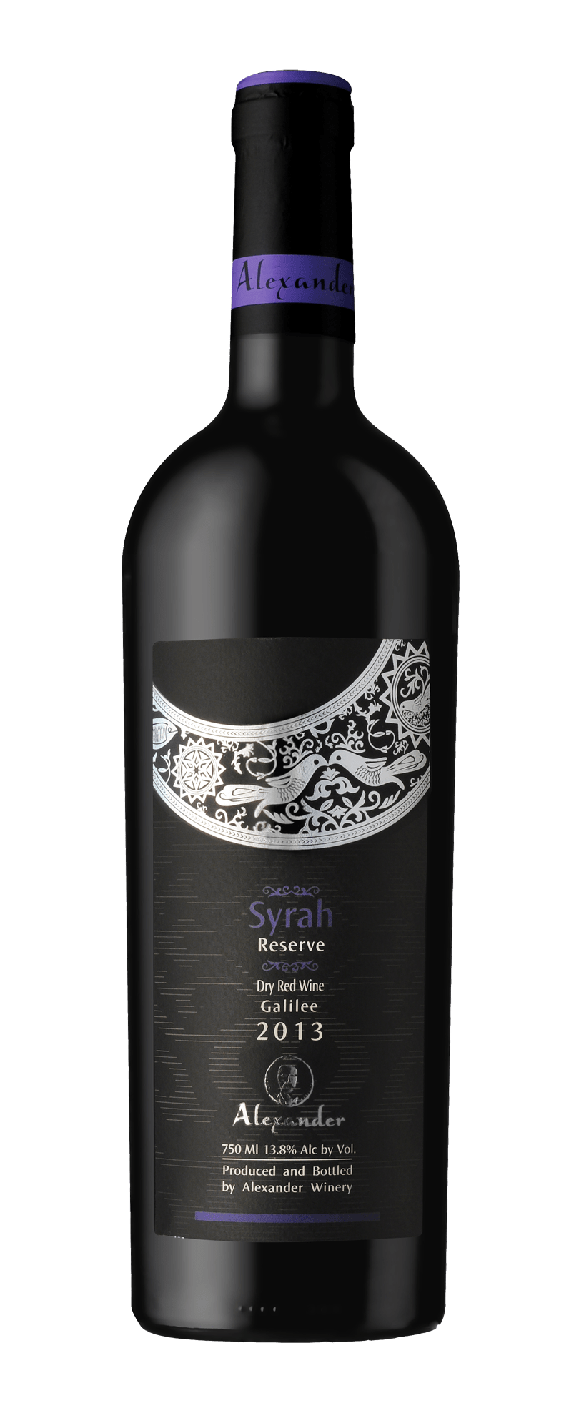 נפלאות הזמנת יינות - יקב אלכסנדר DX-36