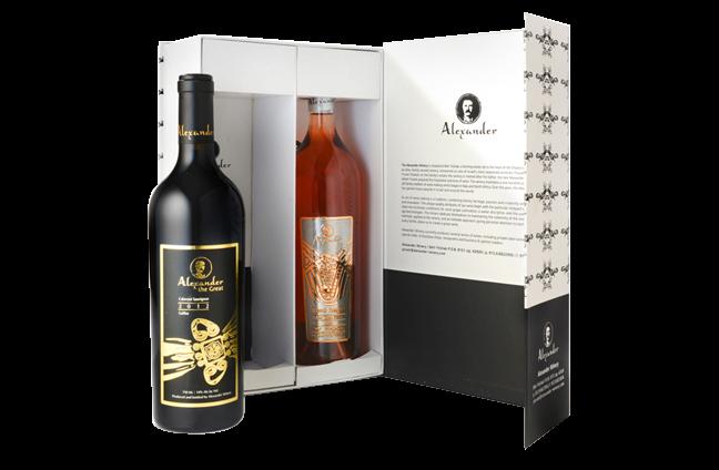 מארז יינות לפסח